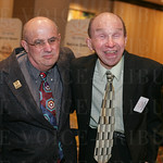 Ted Buren and Alan Willouhgby.