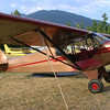 Piper...PA-11...1947....looks like new