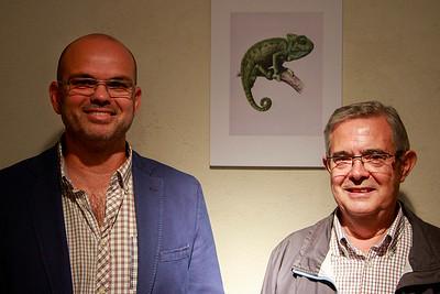 David Cuenca Espinosa y Luis Cuaresma