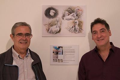 Luis Cuaresma y Francisco Guerrero