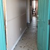 For reference:  Next door unit's door I photographed on October 12th, two days after hurricane.