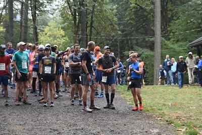 Condor 25k Trail Run 2018 - Ben's
