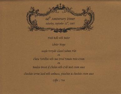 banquet program 2