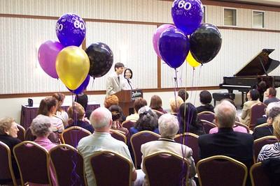 2007 60th Anniversary workshop
