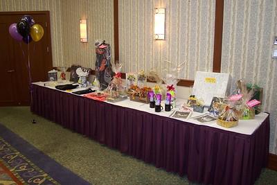 2007 60th Anniversary door prizes