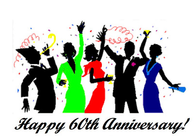 60th Anniversary BCRMTA