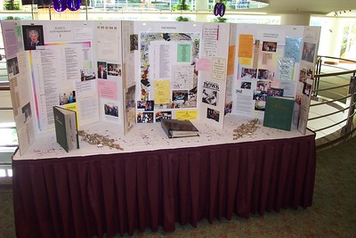 2007 60th Anniversary archives table