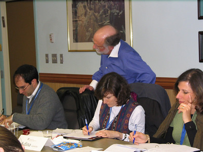 Washington Fellowship Opening Retreat Nov 2010