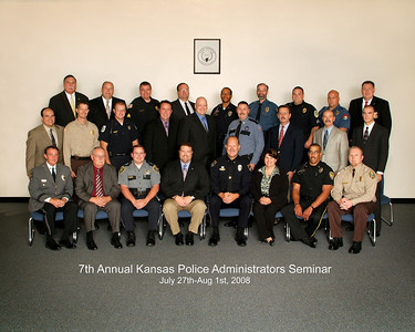 2008 Kansas Police Administrators Seminar