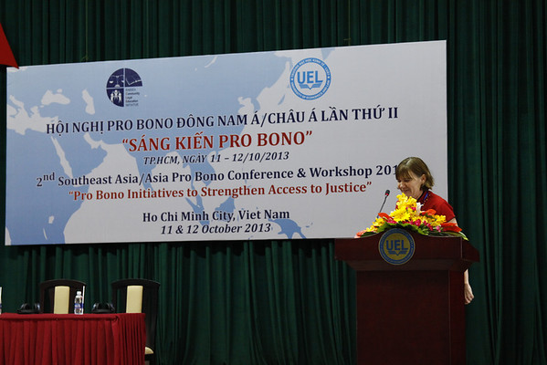 2013 Vietnam Pro Bono Conference