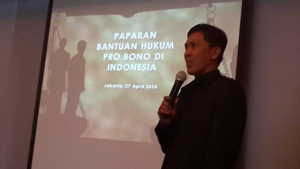 2015 Indonesia Pro Bono Conference