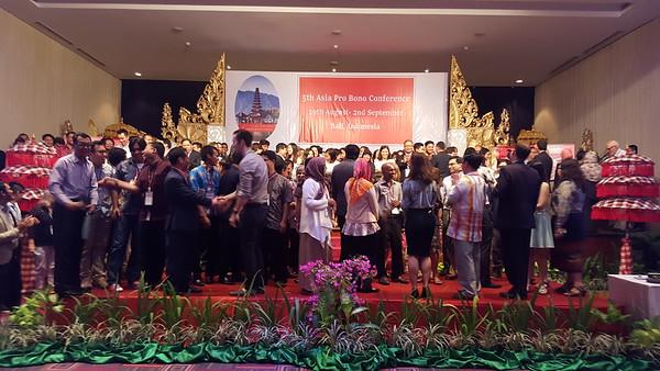 2016 Bali 5th Asia Pro Bono Conference
