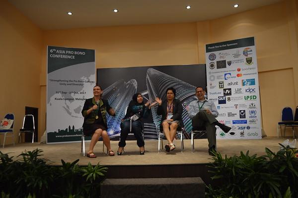 2017 Asia Pro Bono Conference Malaysia Day 2