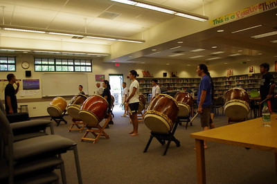 Big Island Taiko Camp 2010