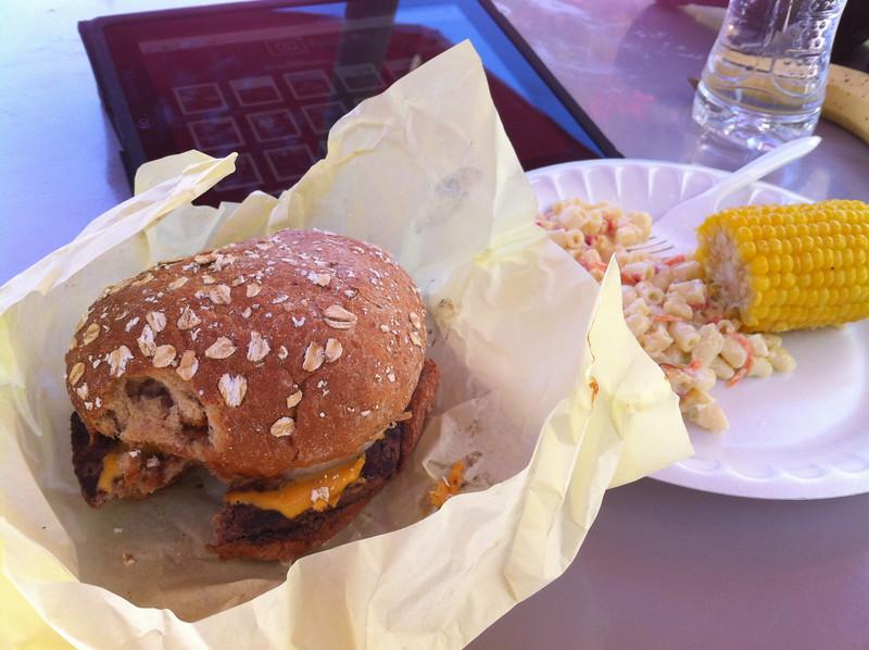 Burgertime.