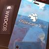 iOSDevCamp badge.