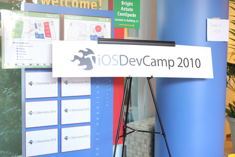 Welcome to iOSDevCamp!