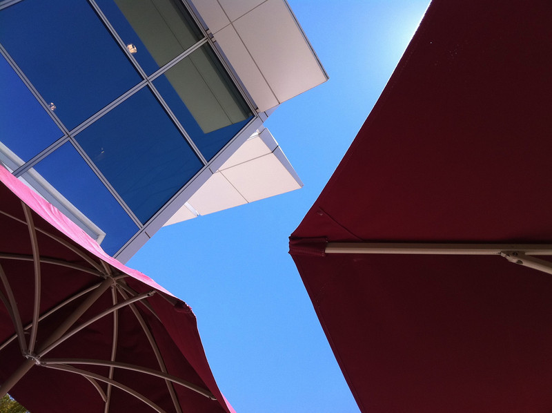 Geometry by iPhone.