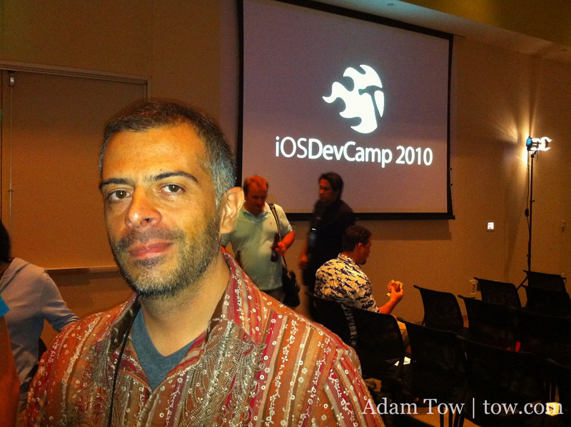 Ivan Torres, our collaborator for the Autumn Gem app at iPadDevCamp, won another prize this time!