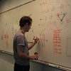 Making diagrams at iOSDevCamp.
