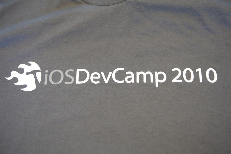 iOSDevCamp 2010.