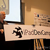 Larry Tesler speaks about the history of mobile computing at the iPadDevCamp in San Jose, California.