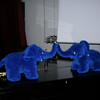 Big elephants on piano, ready for closing session