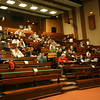 Audience before intro session