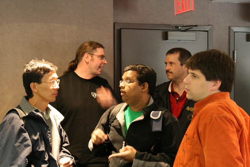 PGCon Developer Meeting