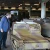 War museum - tiny italian tank