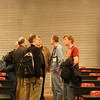 PGCon is over :-( People leaving the closing session.