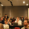 Audience during closing session