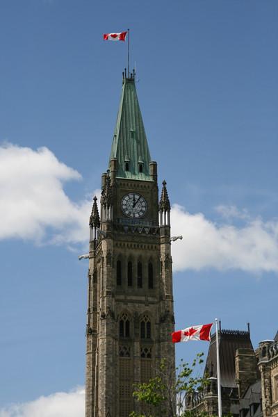 Touristy day in Ottawa