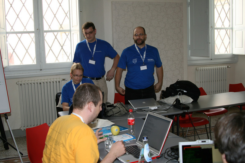 Devroom / hackers room