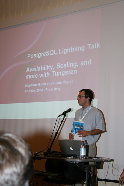 Lightning talks!