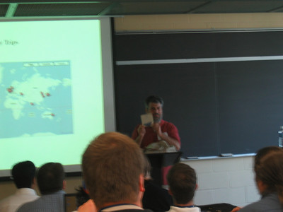 PostgreSQL Anniversary Summit 2006