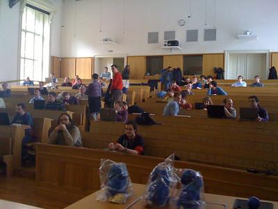Prague PostgreSQL Day 2009