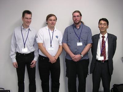 Slony seminar in Tokyo 2005