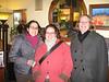 Michelle, Sarah, and Jenn at the Runcible Spoon