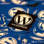 WordPress schwag.