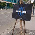 WordCamp 2008 was held at the Mission Bay Conference Center in San Francisco.