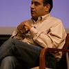 Om Malik announced GigaOm Daily and Gigalogue at WordCamp 2008 San Francisco.