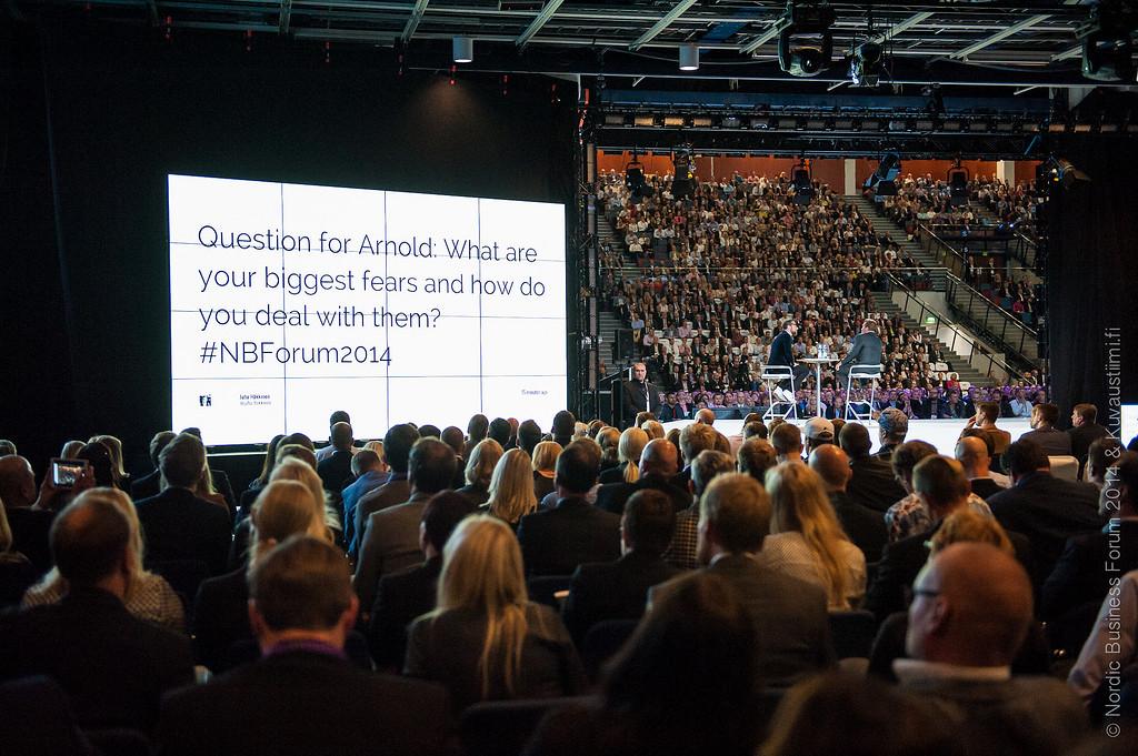 Nordic Business Forum 2014 2