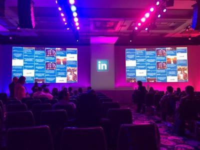 LinkedIn #salesconnect