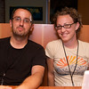Alex and Amanda at iPhoneDevCamp 2