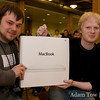 Winners of the MacBook