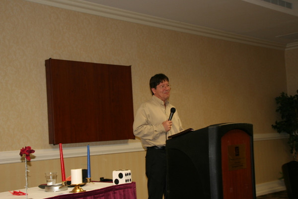 Conferencia-retiro Matrimonial 2010