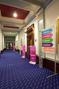 CIPFA 2013, Caird Hall, Foyer, Dundee
