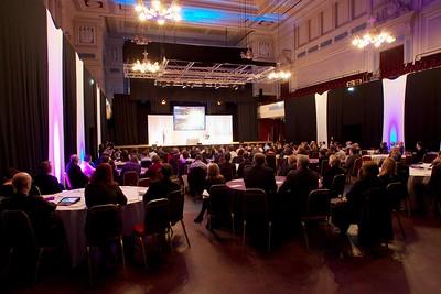 CIPFA 2013, Caird Hall, Dundee