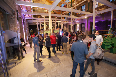 DIGRA/FDG 2016 - Play & Party Social Event, Verdant Works